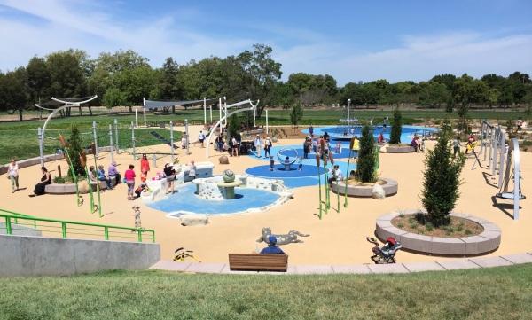 Rotary Play Garden Photo